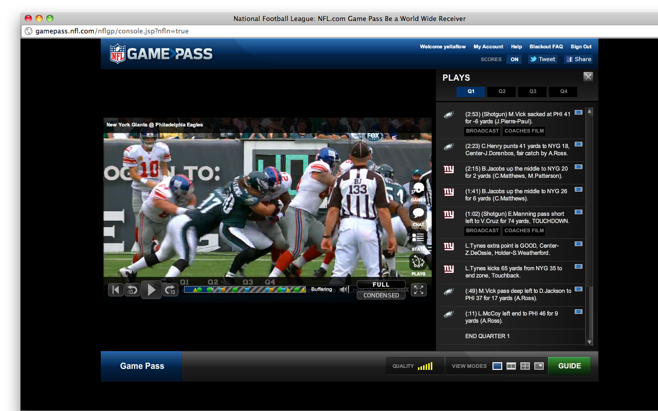 Online Coupon Island NFL Game Pass