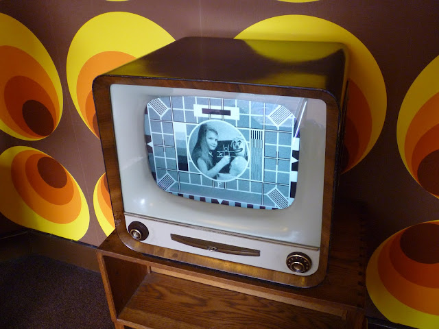 1969 television test card via lovebirds vintage