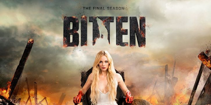 Bitten - Season 3 - Cast Promotional Photos, Posters and Key Art *Updated*