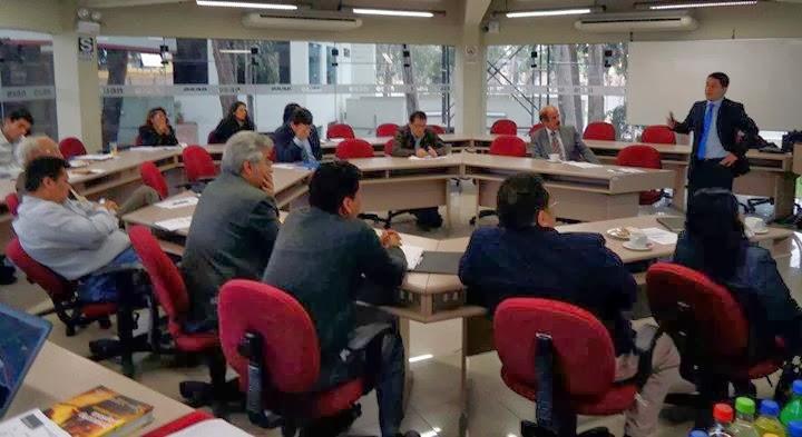 Presentación en Universidad ESAN - Mejoras en la productividad logistica mediante negociación onliine - Workshop APPROLOG