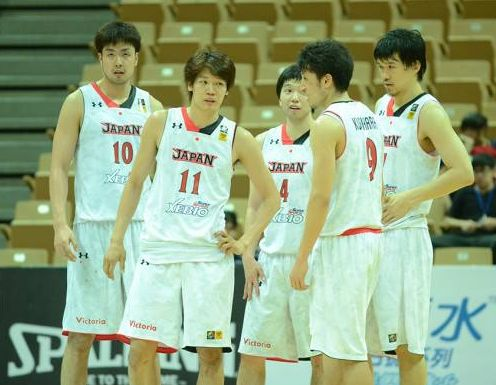 FIBA Asia Japanese national basketball team