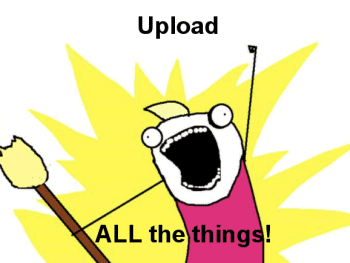 upload all the things Google Docs ups its game from 1GB to 10GB uploads