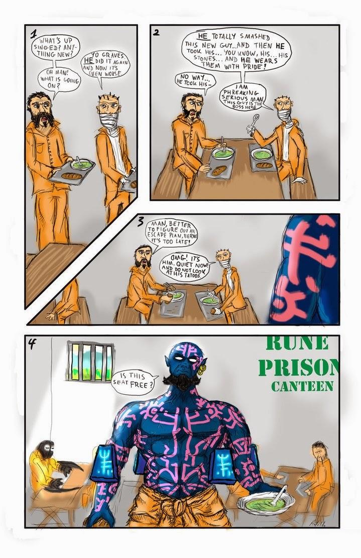 Run Prison Canteen