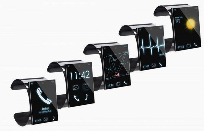reloj inteligente google SmartWatch 2014