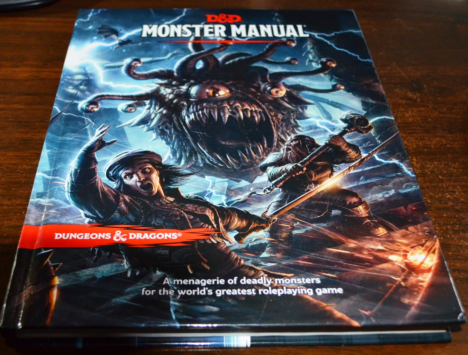 gothridge manor review d d next monster manual finally got mine rh gothridgemanor blogspot com monster manual 1st edition pdf monster manual 1 4e pdf