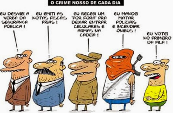 Escola  do Crime