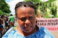 """Honduras: """"Bertha fue un símbolo de propuesta y construcción"""" Miriam Miranda"""