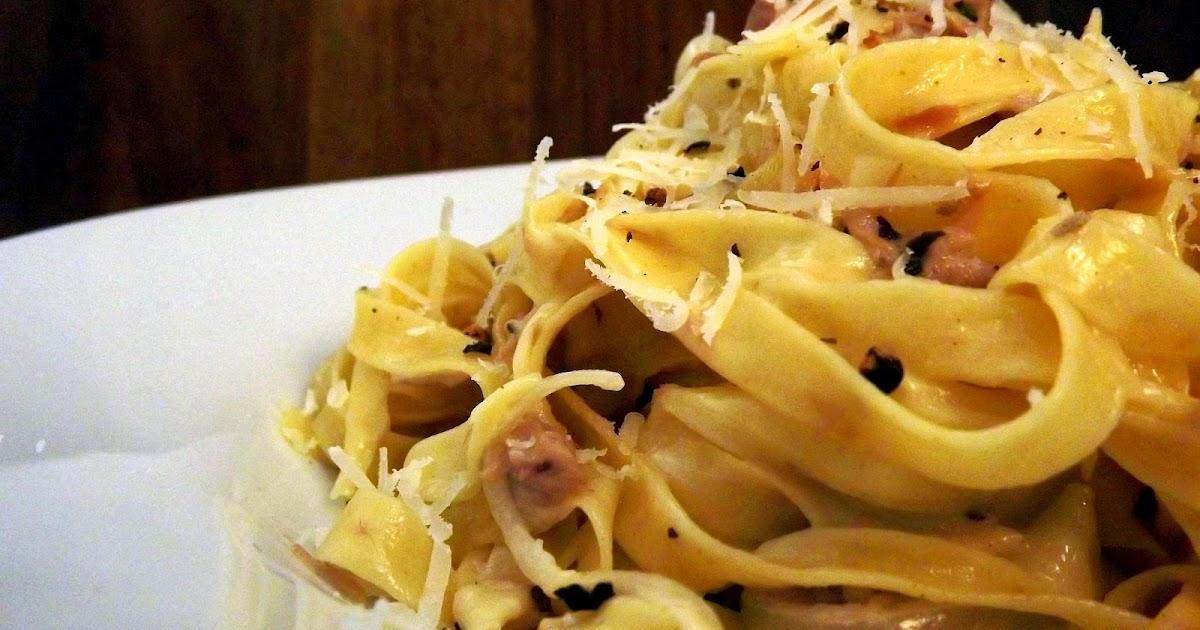Be veggie eat different taste of italia tagliatele cu for Cu ci na roma