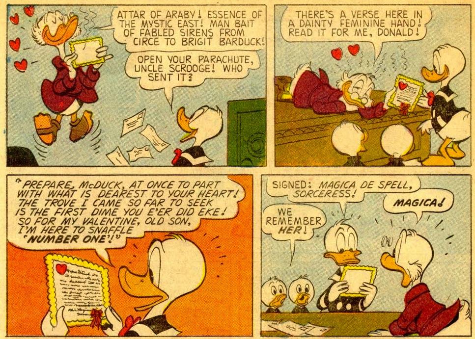 Duck Comics Revue
