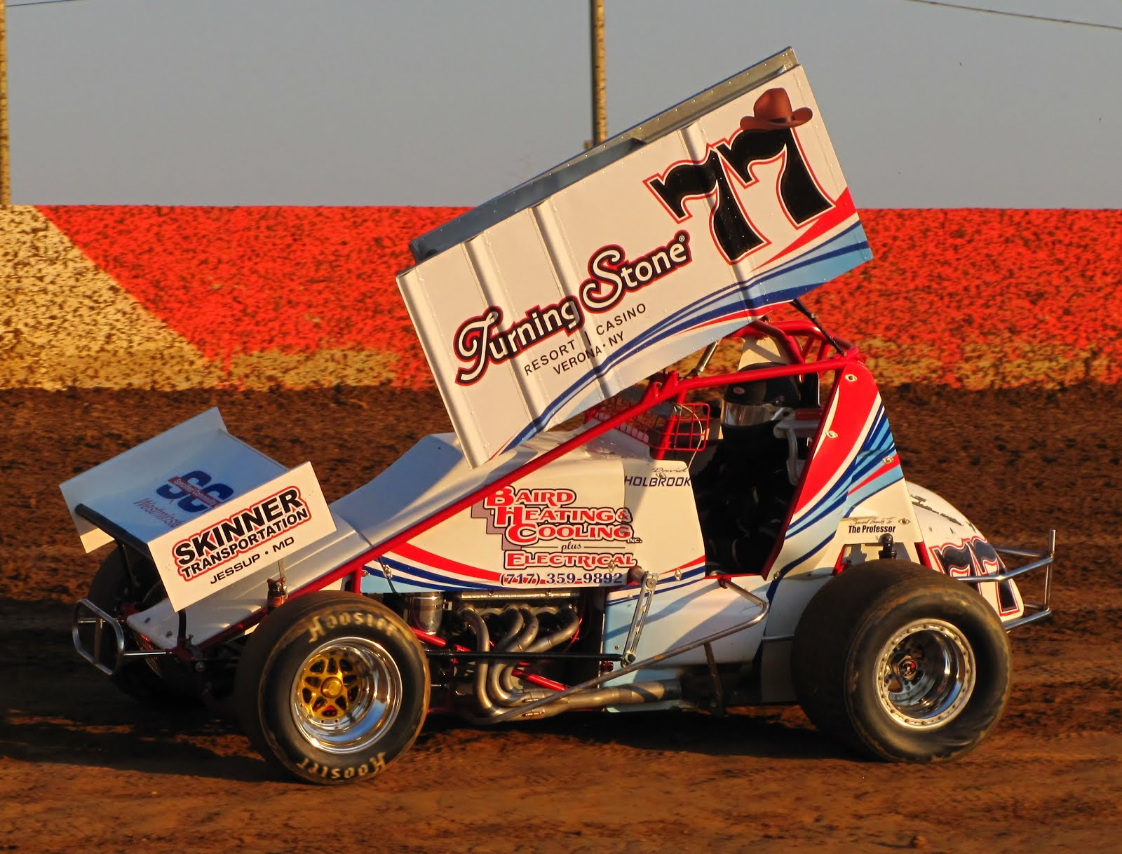 2015 Central PA 358 Point Series Rookie of the year David Holbrook