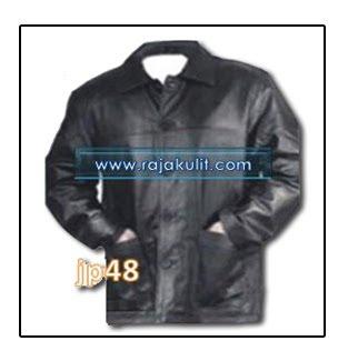 Jaket Kulit Pria Jp 48 Jaket Kulit Jaket Kulit Kantor J