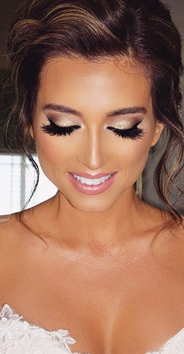 Awesome Bridal Makeup Ideas!