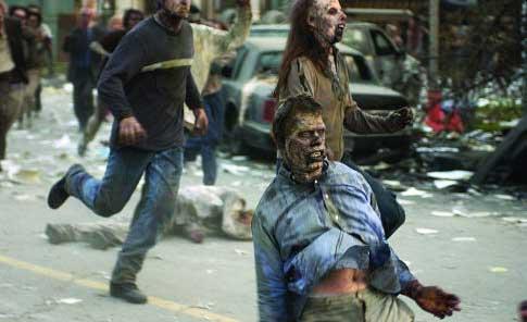 зомби, эволюция зомби, зомби муви, массовая культура, 28 дней спустя, фильм