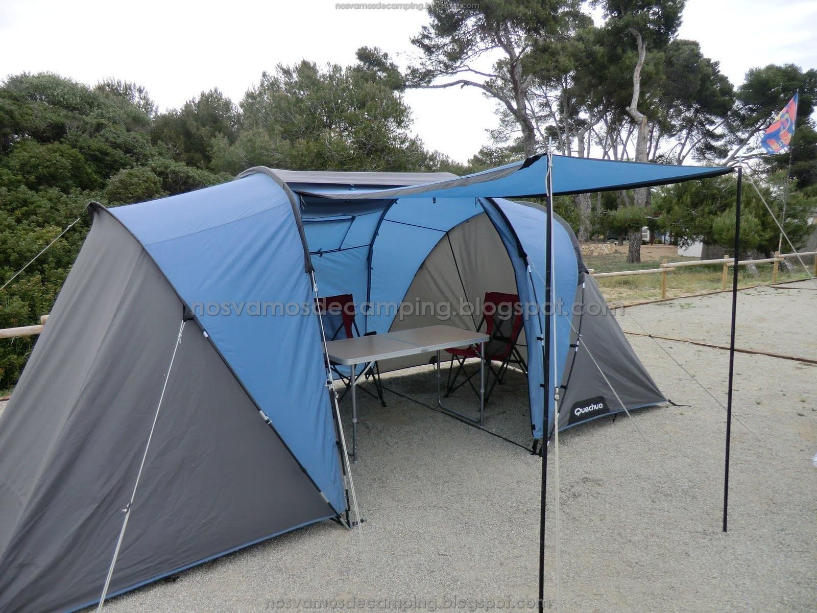Nos Vamos De Camping Mayo 2011
