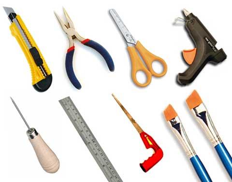 Como hacer maquetas herramientas para hacer maquetas for Herramientas que se utilizan en un vivero