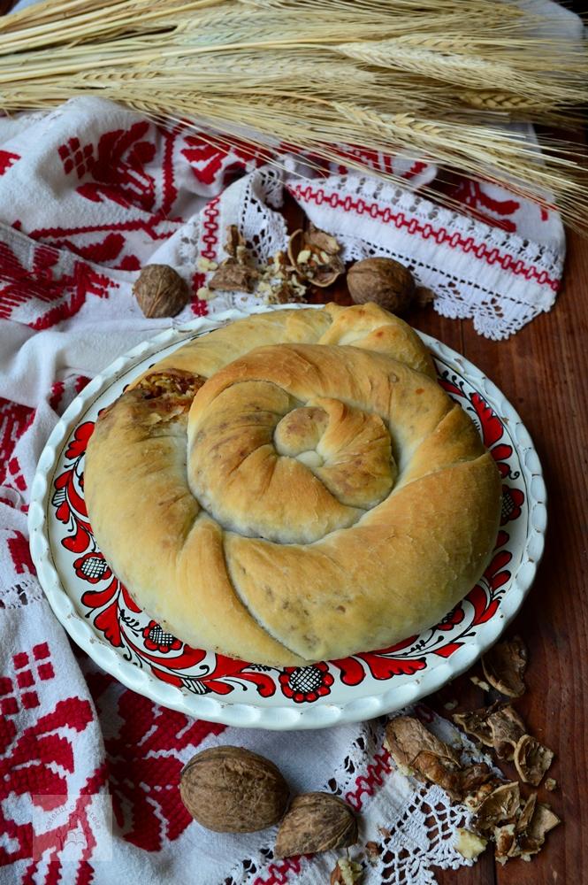Invartita moldoveneasca cu nuca
