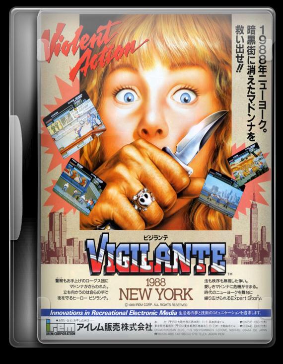 Vigilante (Arcade)