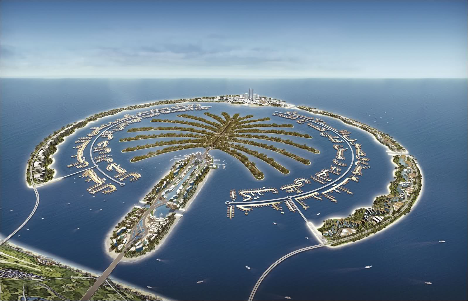 Palm Islands Dubai City Guide