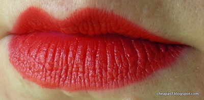 Wet N Wild MegaLast Lipstick in Purty Persimmon