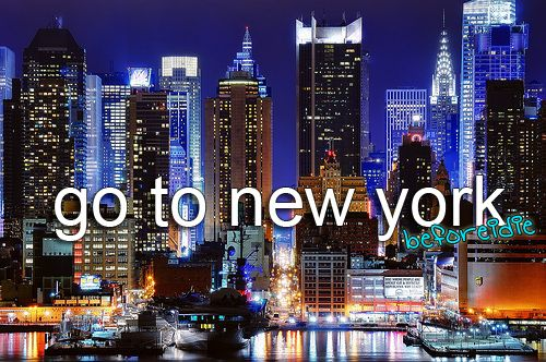 Go to New York Museums...again!