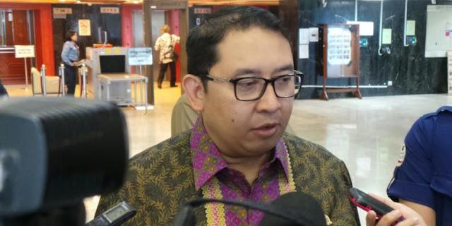 Fadli Zon: Dari Rekaman Novanto Tak Meminta Saham