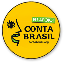 CONTA BRASIL: EU APOIO