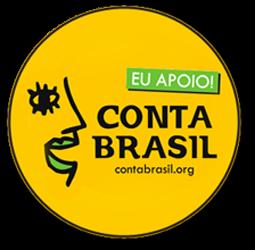 CONTA BRASIL: EU APOIO