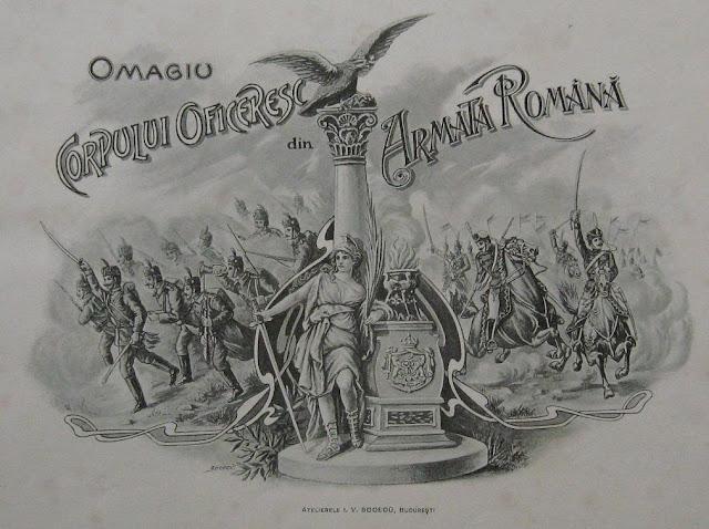 Omagiu Armatei Romane