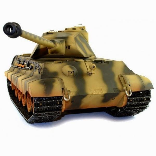 rc tankki