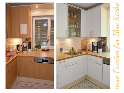 Küchenfronten erneuern wir renovieren ihre küche 03 01 2013 04 01