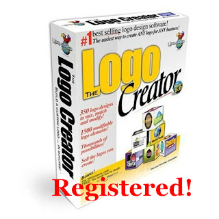 The Logo Creator Registered