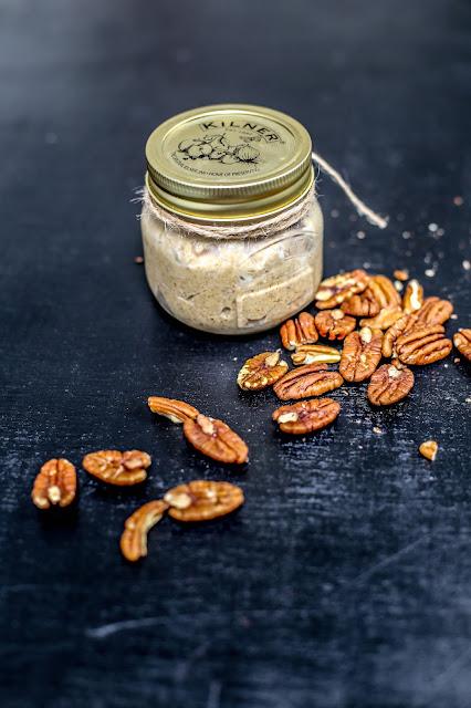 Pecan butter VG,GF/ Maslo z orzechow pekan, gluten free, vegan, healthy, nutrition, nut butter, orzechy, masło orzechowe, wegańskie, zdrowe, home made
