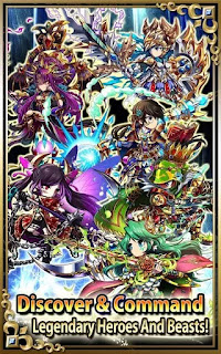 Brave Frontier 1.2.9 Mod Apk (Unlimited Money)