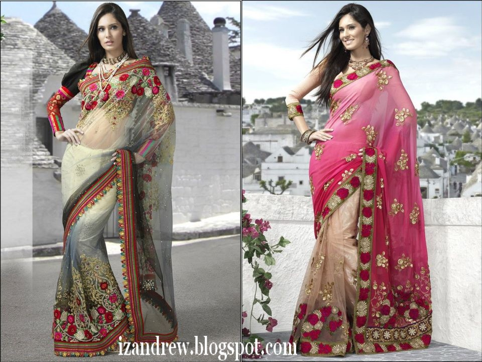Sarees Silk Saris Indian Designer Saree Blouse Styles