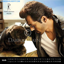Arjun Rampal on Dabboo Ratnani 2013 Calendar Hot Celebrities Photoshoot Stills