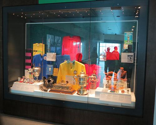 National Football Museum, Urbis, Manchester