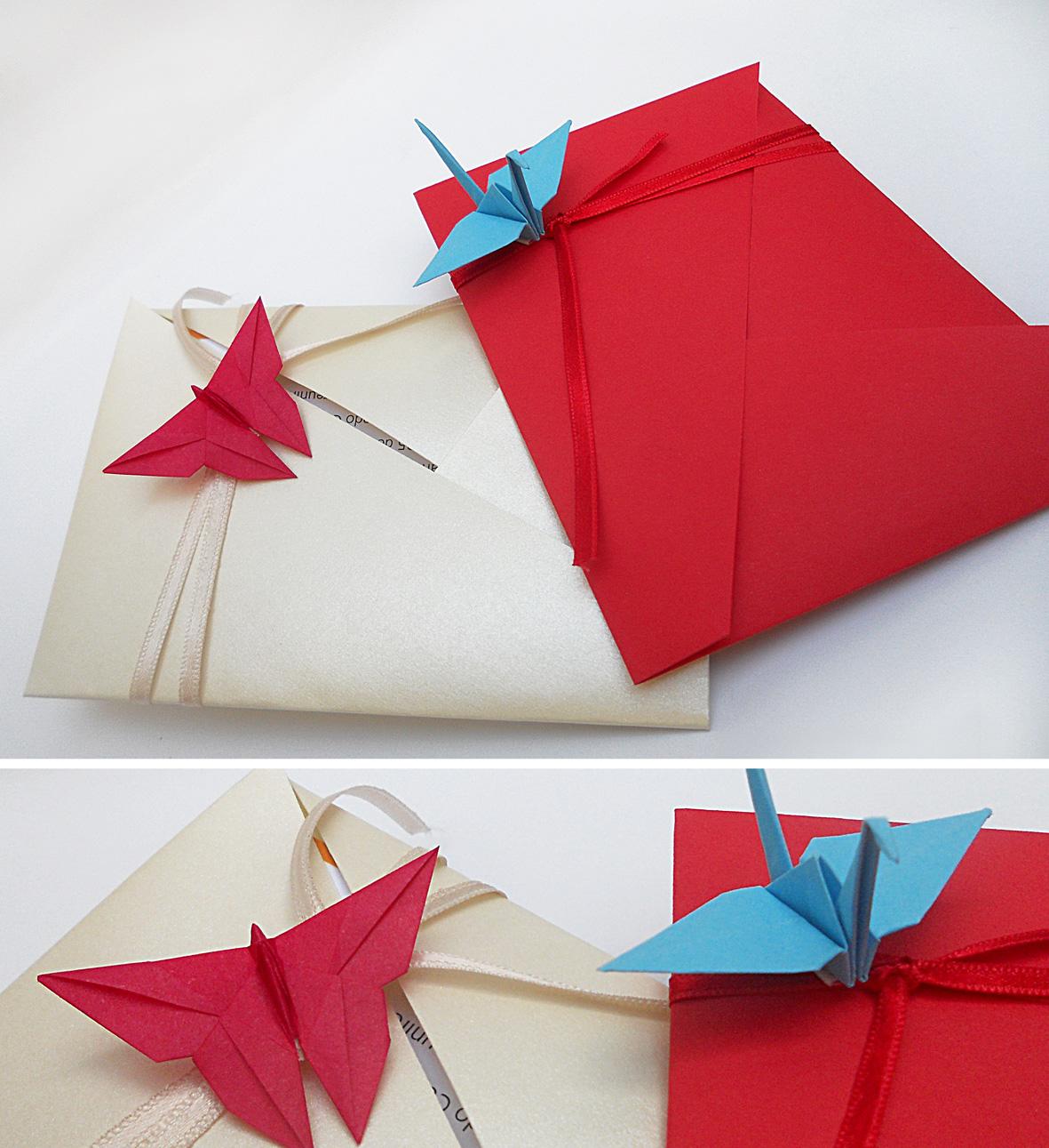 origami 2 colores