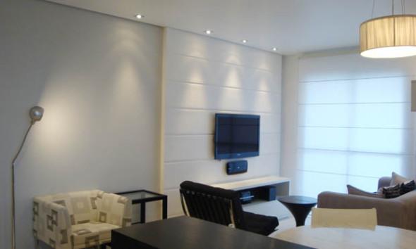 Iluminacao Para Sala De Tv ~  de amor! Iluminação e meu projeto luminotécnico trivial da sala de