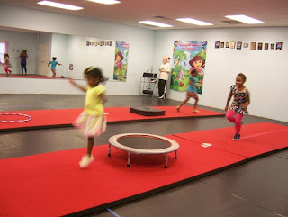 charlotte dance studio birthday parties
