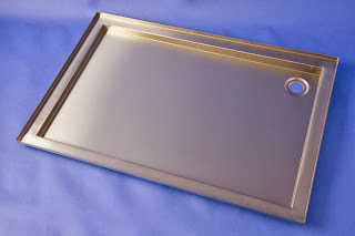Stainless Steel Shower Tray