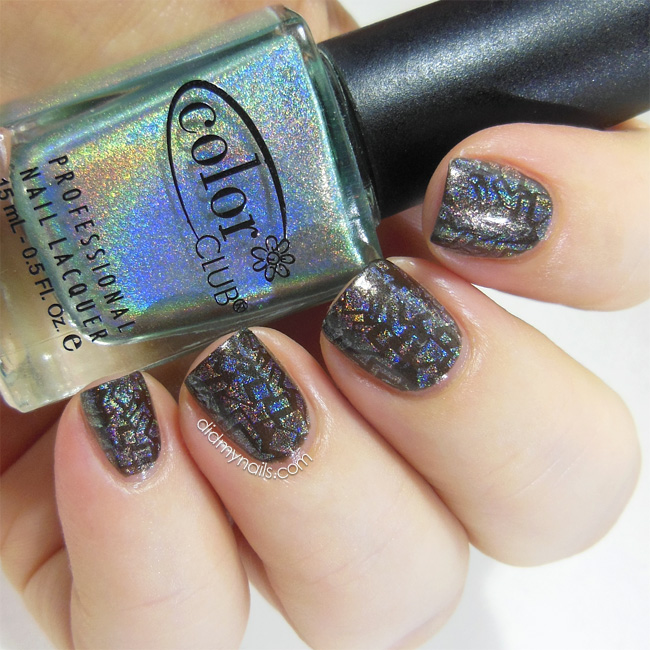 holographic stamping