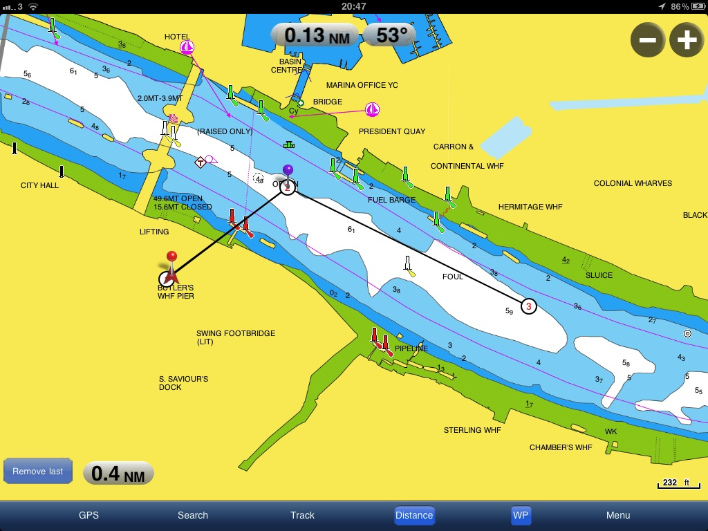 Yacht arabella ipad marine navigation verdict the navionics hd app is a mixed bag its the first app reviewed here that has a really clear gps position symbol and indeed all of its overlays gumiabroncs Image collections