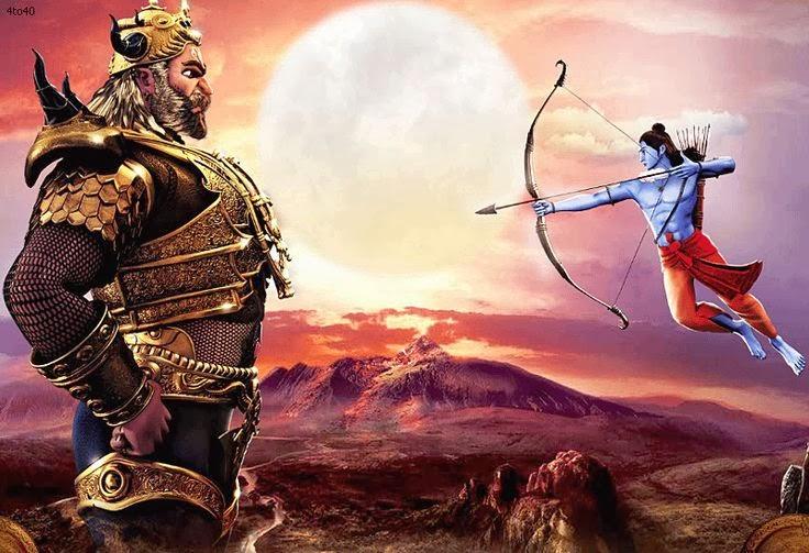 Lord Rama Hindu God
