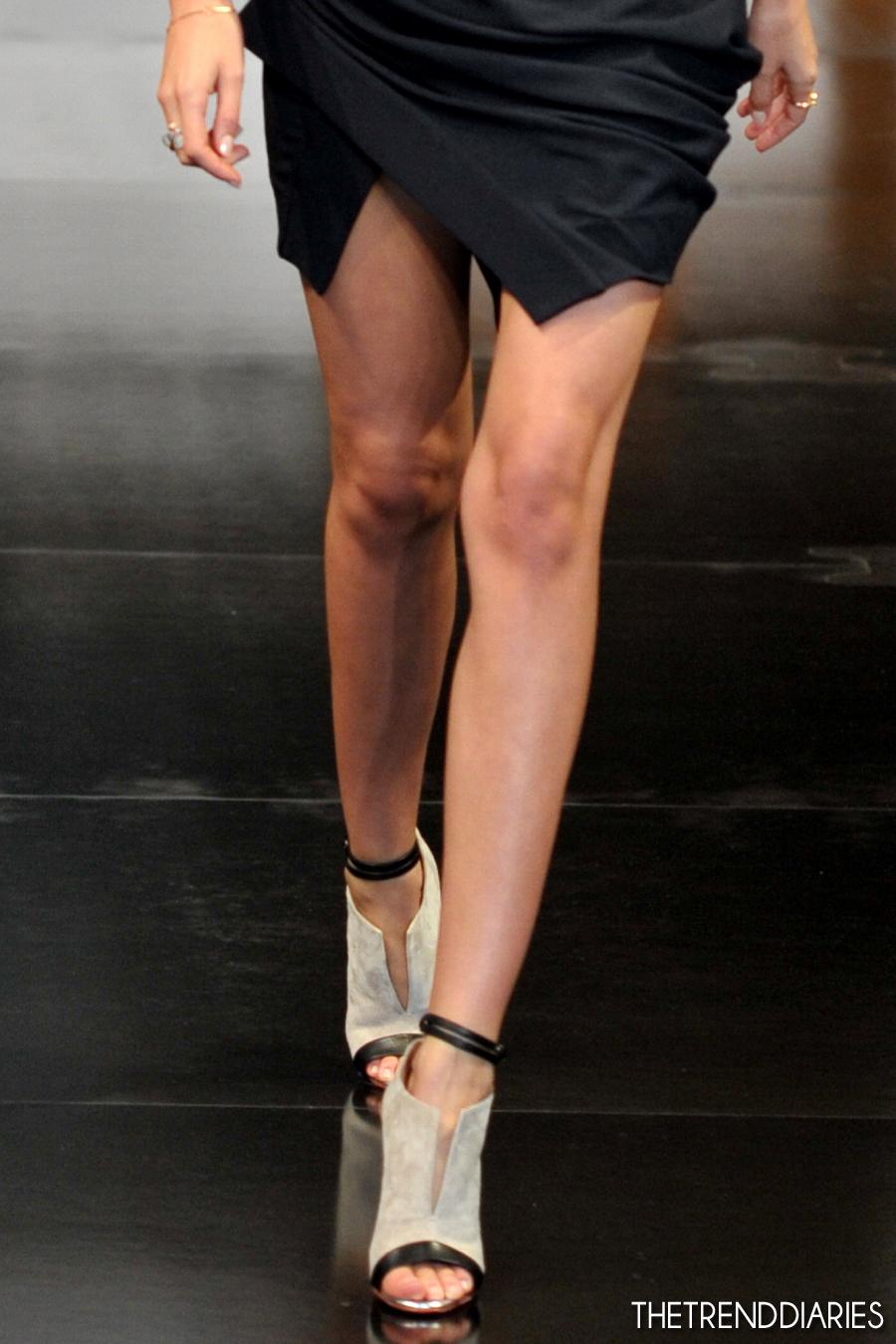 Miranda Kerr at the David Jones Autumn/Winter 2013 Collection ...