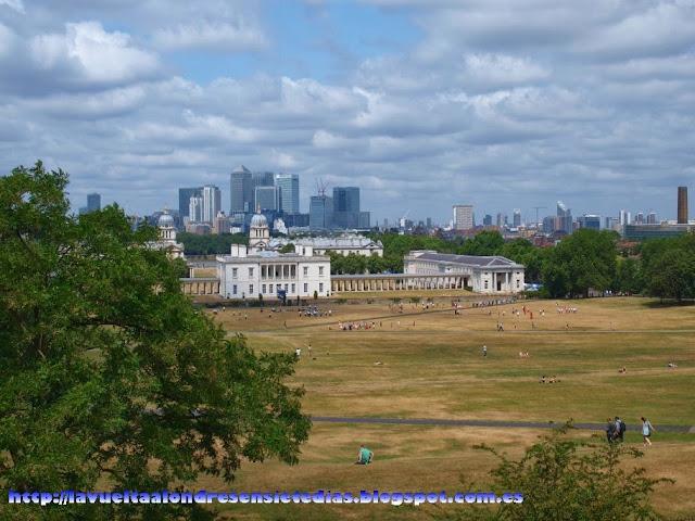 Día siete. Greenwich, Cutty Sark, Museo Marítimo, Observatorio Real, Támesis, Trafalgar Square, Car