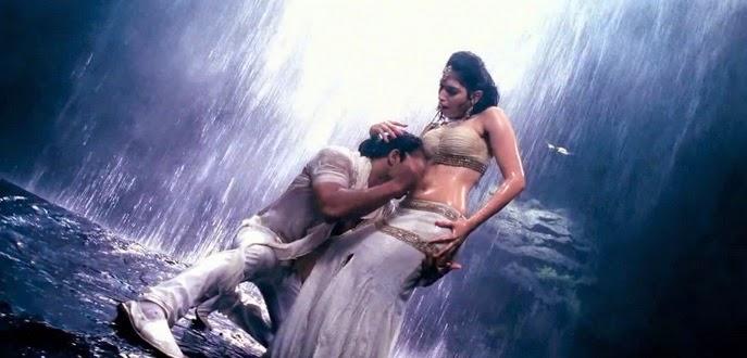 Tamannaah Bhatia Unseen Sexy Photos Raining