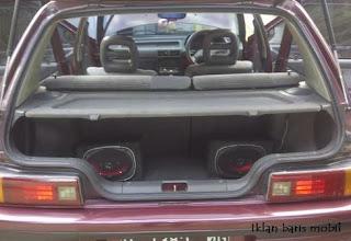 Dijual - daihatsu charade cx tahun 1992, iklan baris mobil