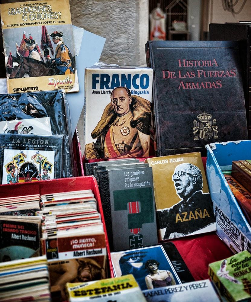 Street Photo en Zaragoza San Jorge 2014 - Dia de la cultura, Mis Cojones!