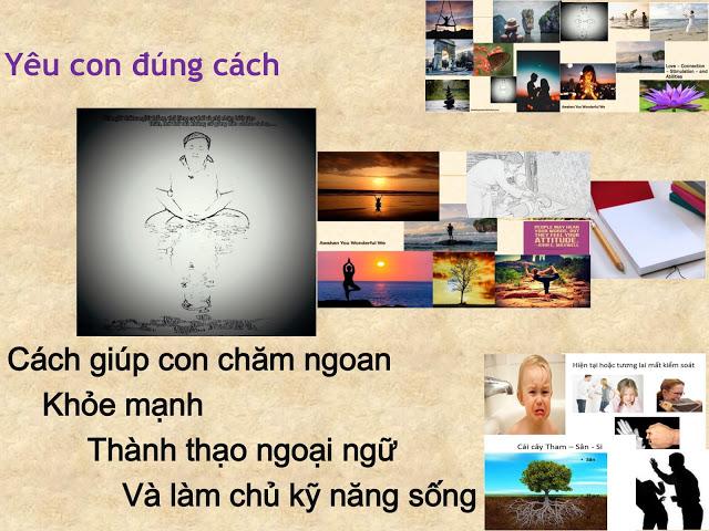 Yêu con đúng cách: Cách giúp con chăm ngoan, khỏe mạnh, thành thạo ngoại ngữ và làm chủ kỹ năng sốn