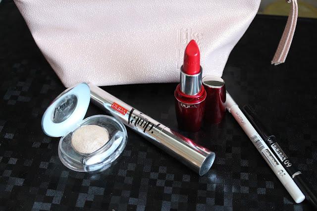 Pupa Milano Makeup Look uz dojmove o korištenim proizvodima